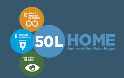 50L homes and the future of urban water use